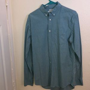 Light blue oxford shirt from old navy